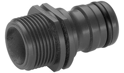 GARDENA Anschlussstück »Profi-System, 02821-20«, 26,5 mm (G 3/4)-Gewinde kaufen