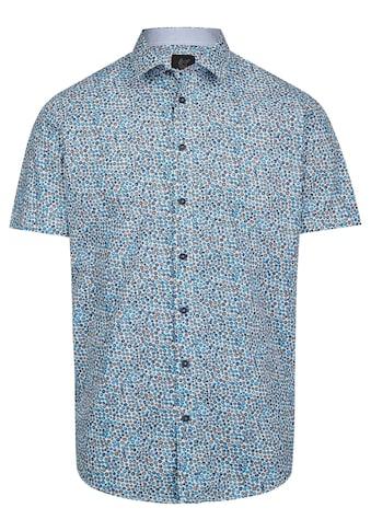 Hajo Herrenhemd mit grafischem Druck kaufen