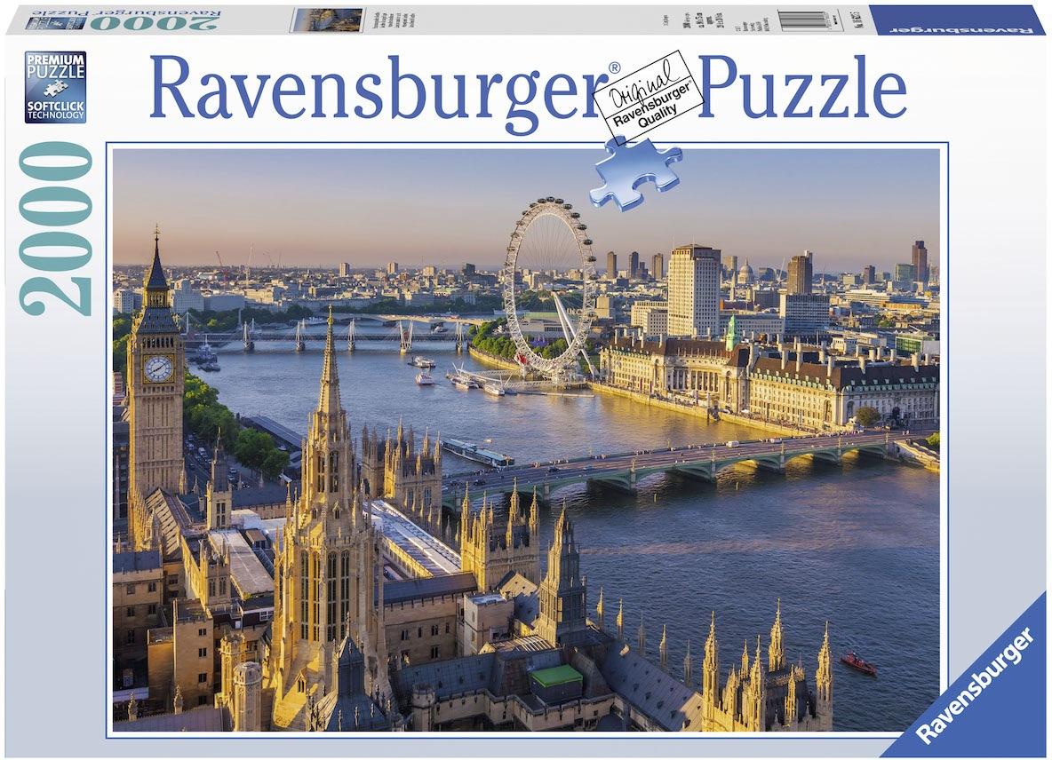 Ravensburger Puzzle, 2000 Teile, »Stimmungsvoll...