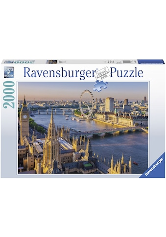 Ravensburger Puzzle »Stimmungsvolles London«, Made in Germany kaufen