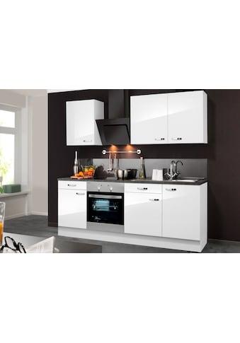 OPTIFIT Küchenzeile »Ole«, mit E-Geräten, Breite 210 cm kaufen