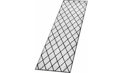 Läufer, »Scale«, Zala Living, rechteckig, Höhe 7 mm, maschinell getuftet kaufen