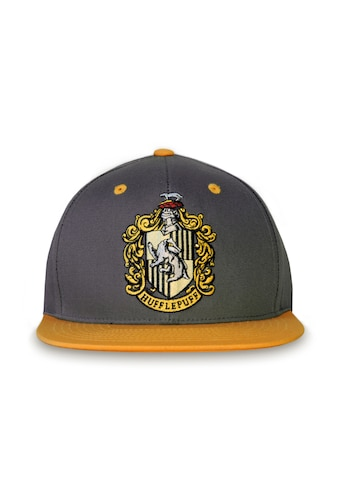 LOGOSHIRT Snapback Cap »Harry Potter Hufflepuff«, mit lizenziertem Originaldesign kaufen