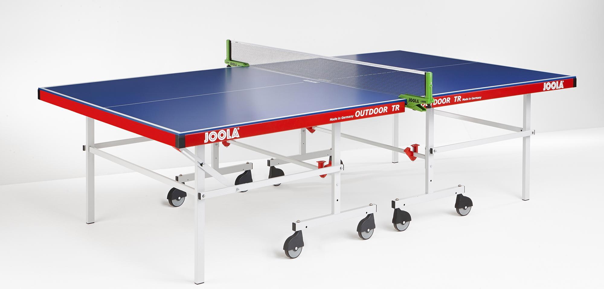 Joola Tischtennisplatte Outdoor TR Technik & Freizeit/Sport & Freizeit/Sportarten/Tischtennis/Tischtennis-Ausrüstung