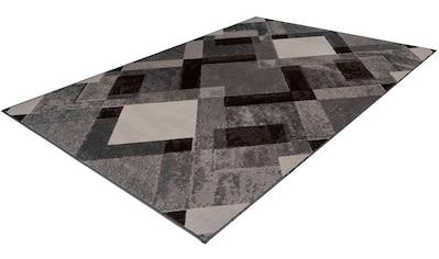 Teppich, »Esperanto 125«, Kayoom, rechteckig, Höhe 10 mm, maschinell gewebt kaufen