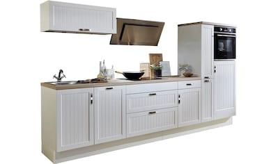 OPTIFIT Küchenzeile »Cara«, ohne E-Geräte, mit Vollauszügen und Soft-Close-Funktion,... kaufen