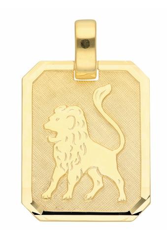 Adelia´s Kettenanhänger »333 Gold Sternzeichen Anhänger Löwe« kaufen