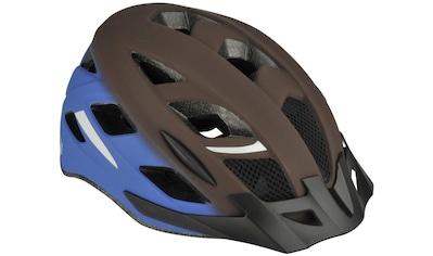 FISCHER Fahrräder Fahrradhelm »Fahrradhelm Urban Jaro S/M«, Verstellbarer Innenring-System; mit beleuchtetem Innenring-System kaufen