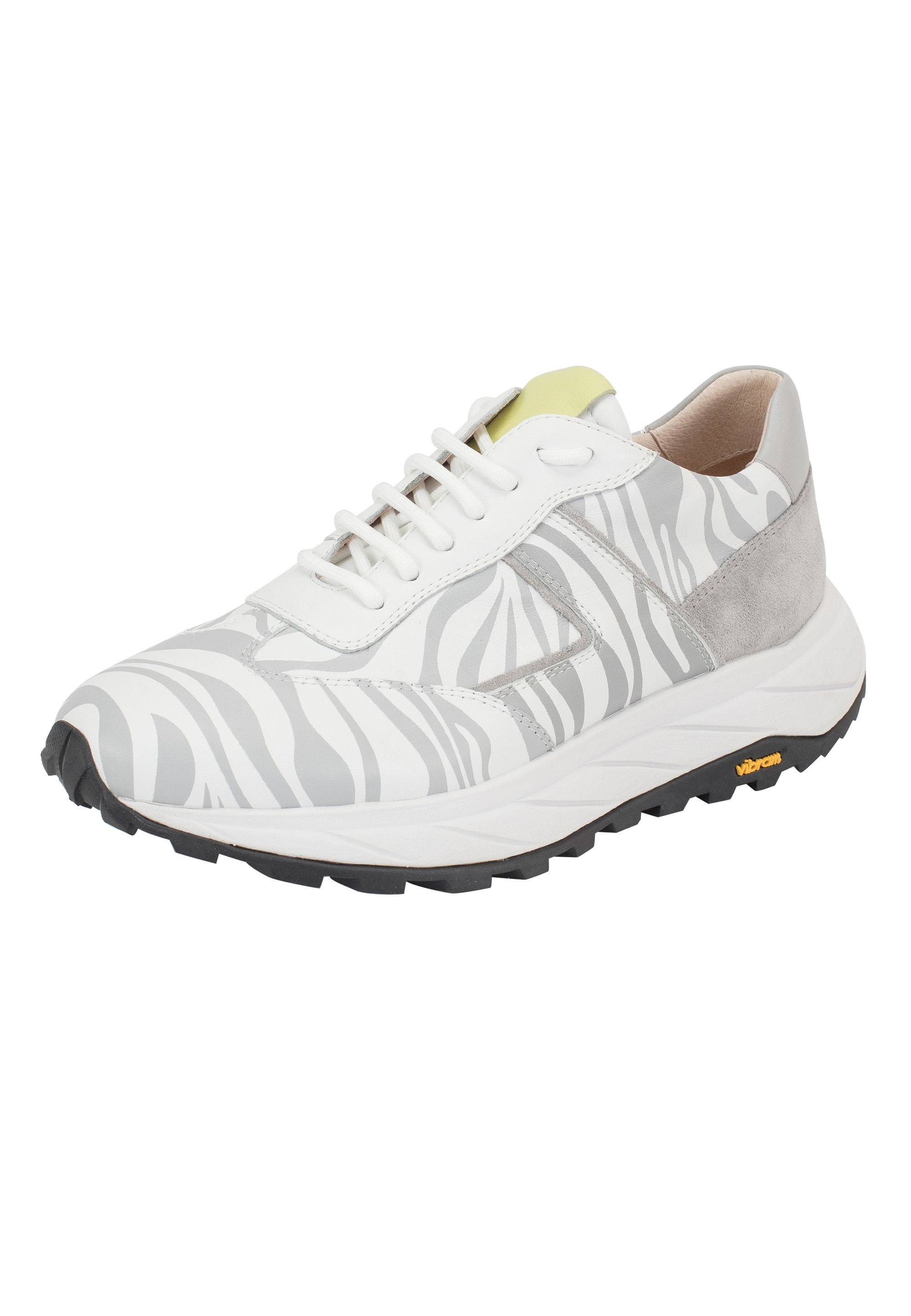 ekonika -  Sneaker, mit trendigem Animal-Print