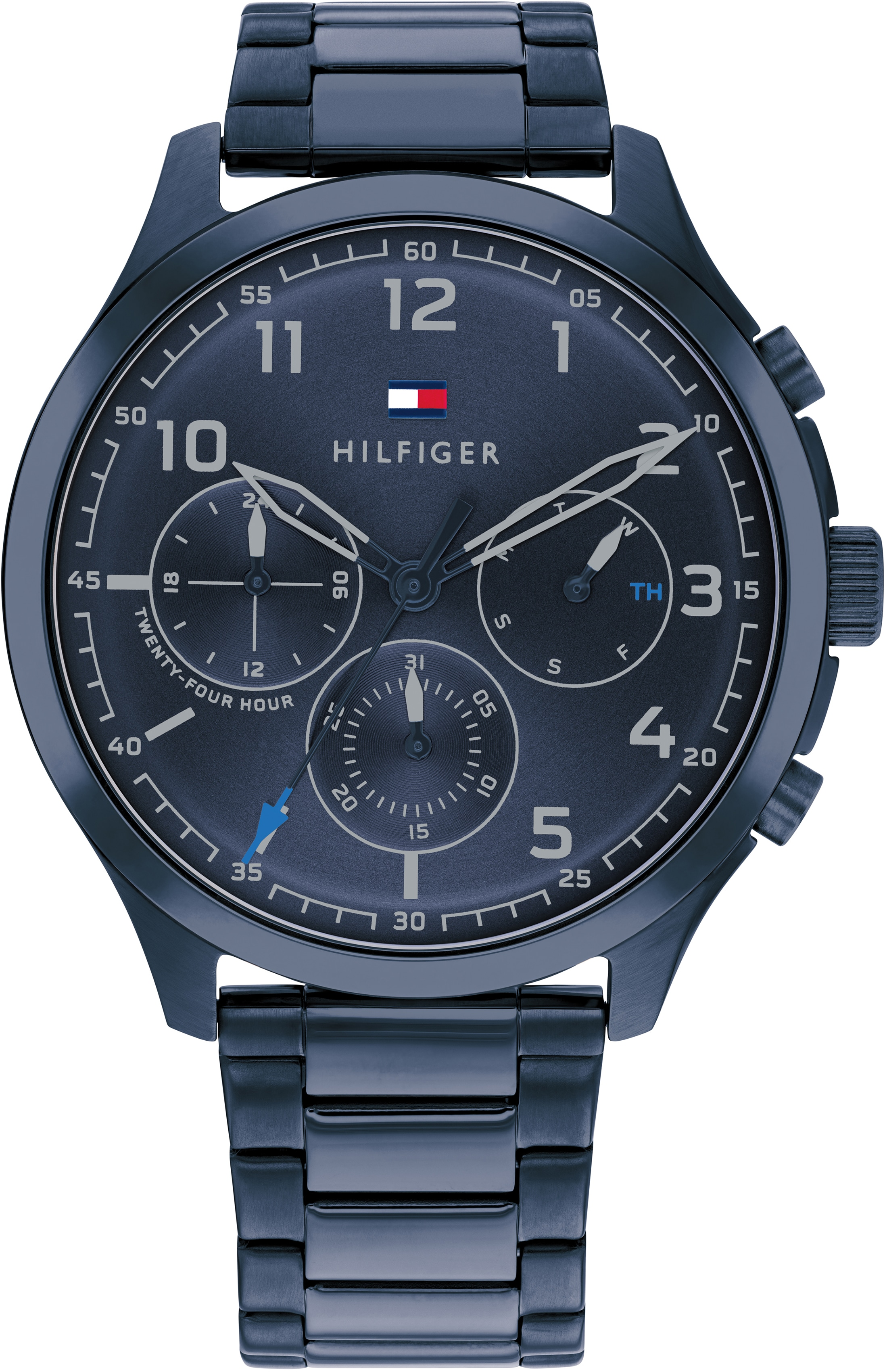 tommy hilfiger -  Multifunktionsuhr Casual, 1791853