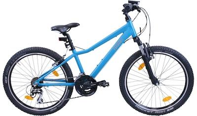 HAWK Bikes Jugendfahrrad »HAWK Mountain Trail Youth«, Shimano, Acera 31-Gang Schaltwerk kaufen