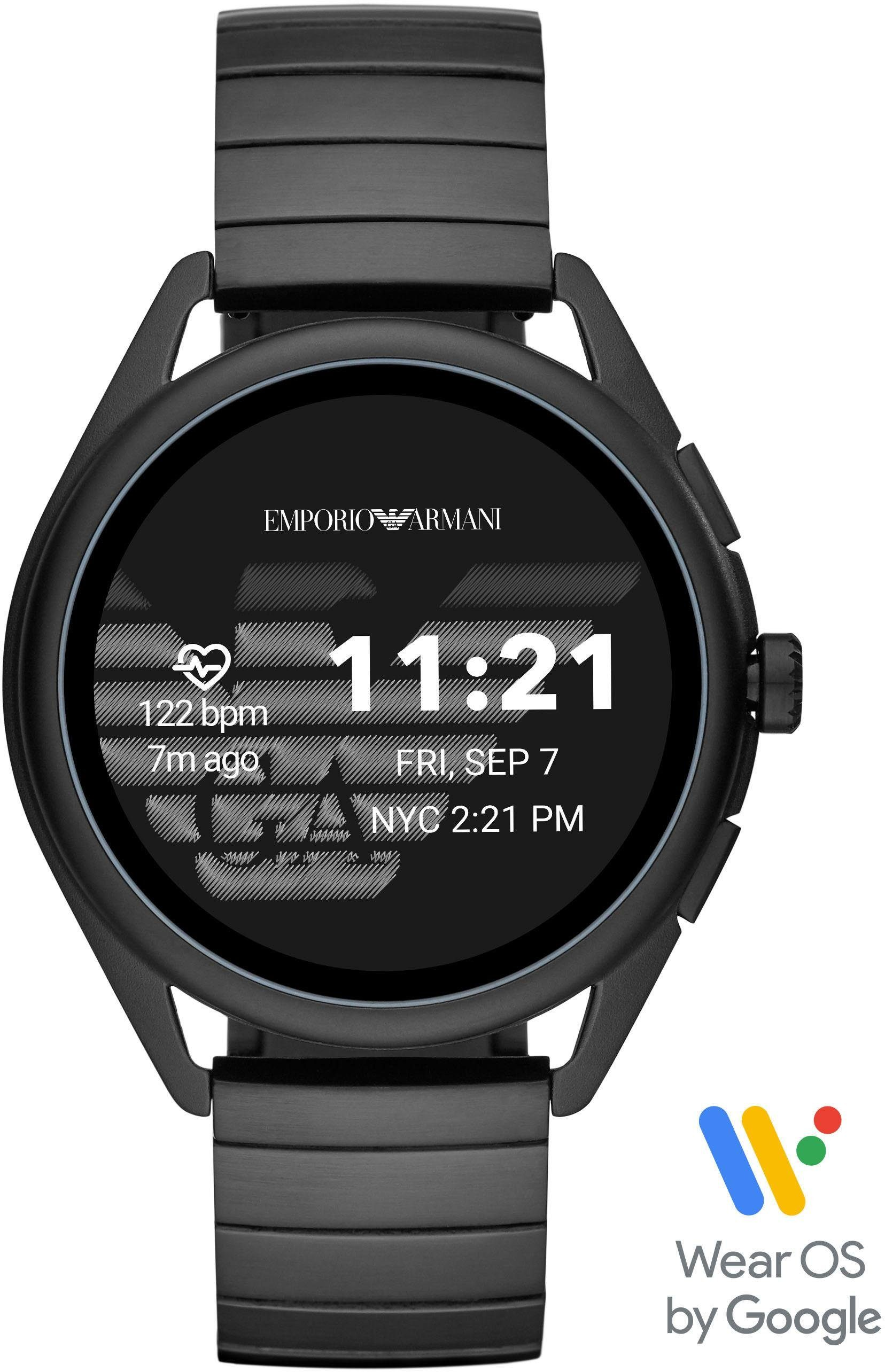 EMPORIO ARMANI CONNECTED ART5020 Smartwatch | Uhren > Smartwatches | Emporio Armani Connected