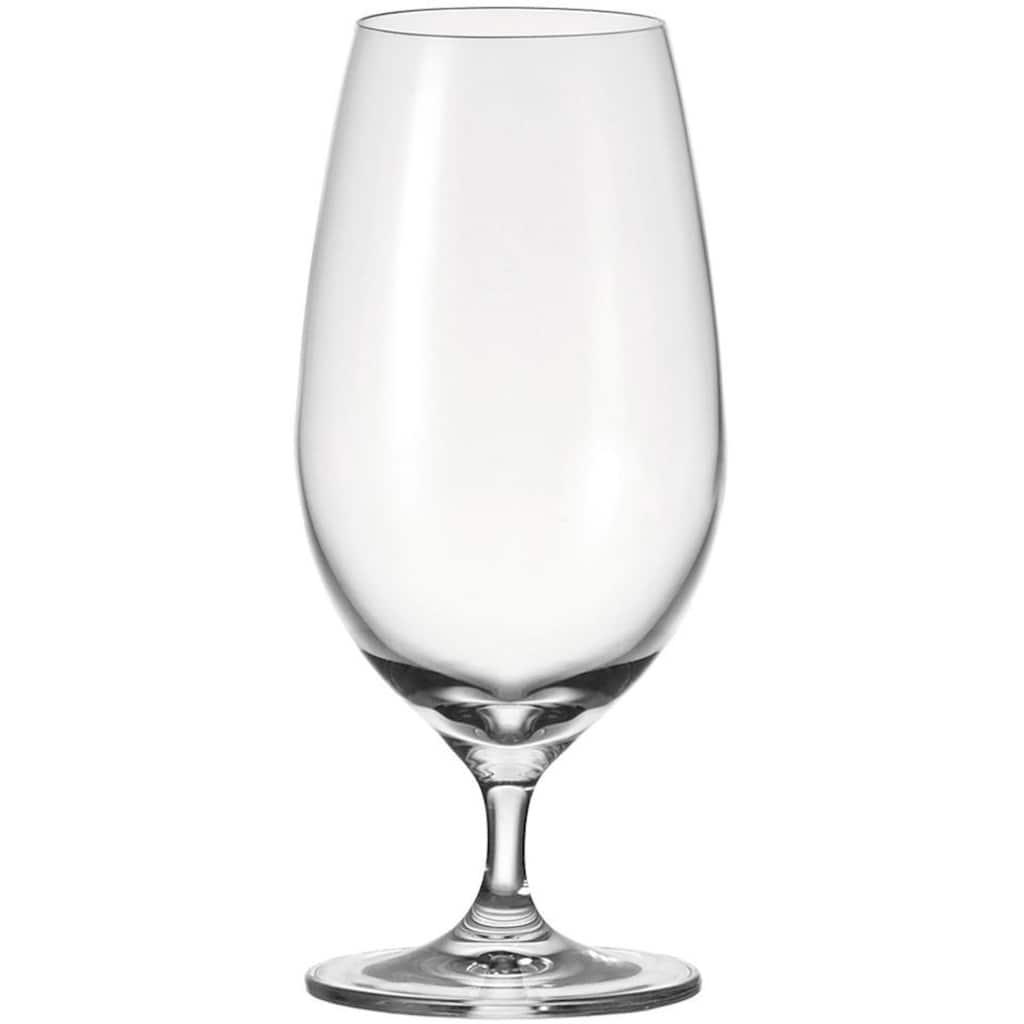 LEONARDO Bierglas »CHEERS«, (Set, 6 tlg.), 450 ml, 6-teilig