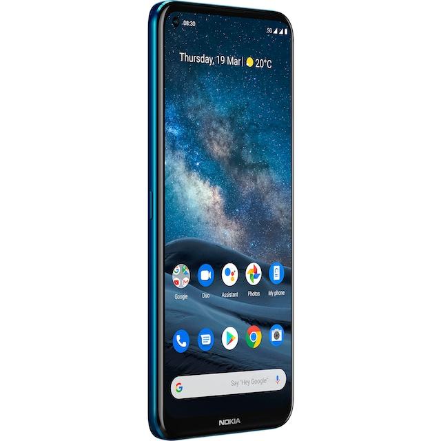 Nokia Nokia 8.3 5G Smartphone (17,3 cm / 6,81 Zoll, 128 GB, 64 MP Kamera)