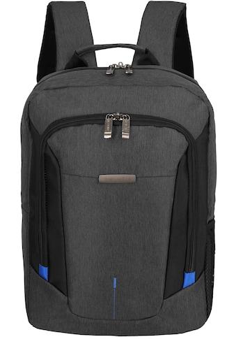 travelite Laptoprucksack »@work, slim, anthrazit« kaufen