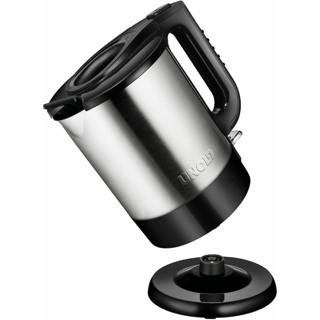 Unold Wasserkocher »18015«, 1,5 l, 2200 W