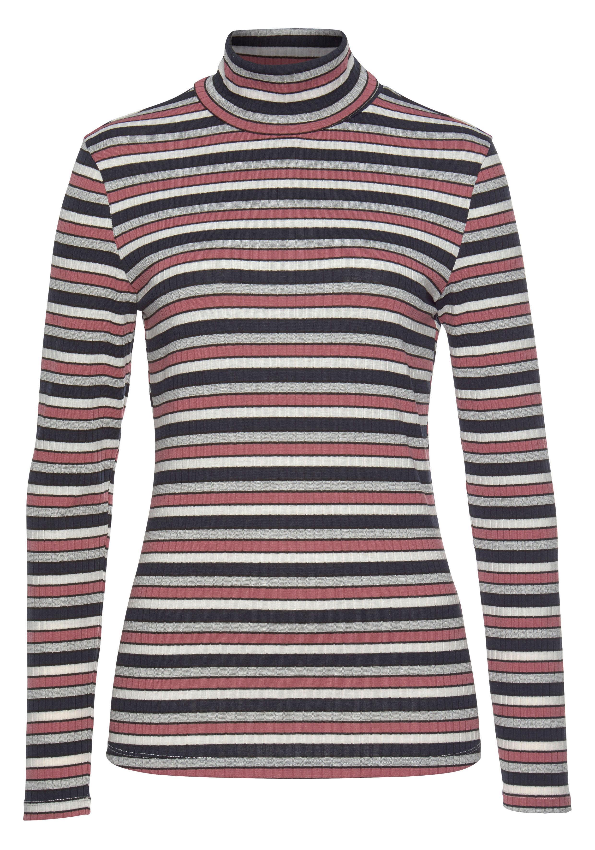 JACQUELINE de YONG Rollkragenshirt STARRY | Bekleidung > Shirts > Rollkragenshirts | Grau | Jacqueline De Yong