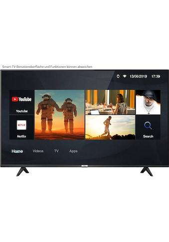 "TCL LED-Fernseher »65P611«, 164 cm/65 "", 4K Ultra HD, Smart-TV kaufen"