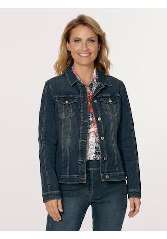 Mona Jeansjacke mit used Effekten kaufen