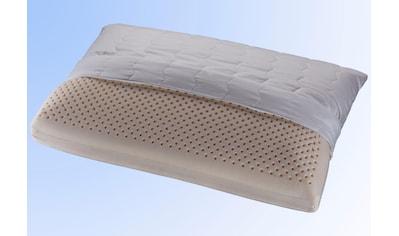 Centa-Star Nackenstützkissen »Nackenstützkissen Comfort Supersoft«, Bezug: Baumwolle,... kaufen