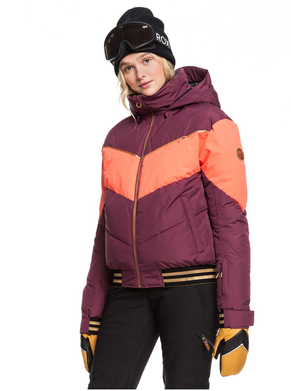 Roxy Snowboardjacke Torah Bright Summit | Sportbekleidung > Sportjacken > Snowboardjacken | Lila | Roxy