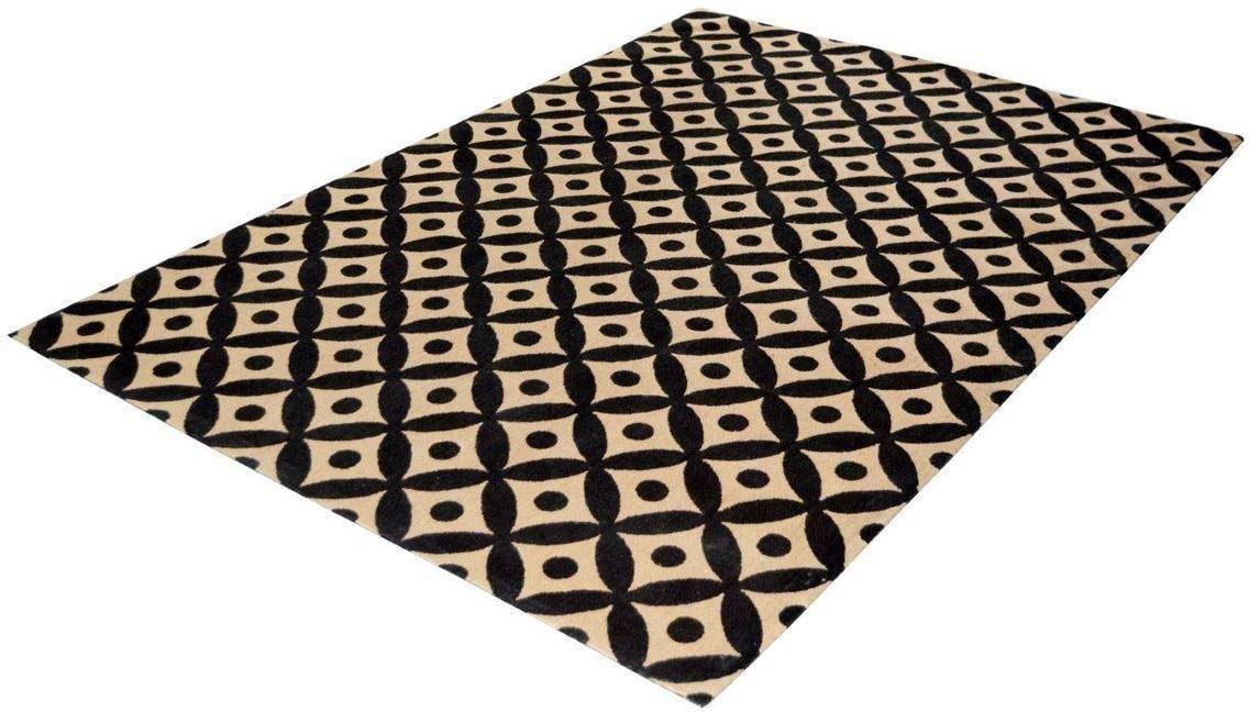 Teppich Scandy 210 Kayoom rechteckig Höhe 10 mm handgewebt