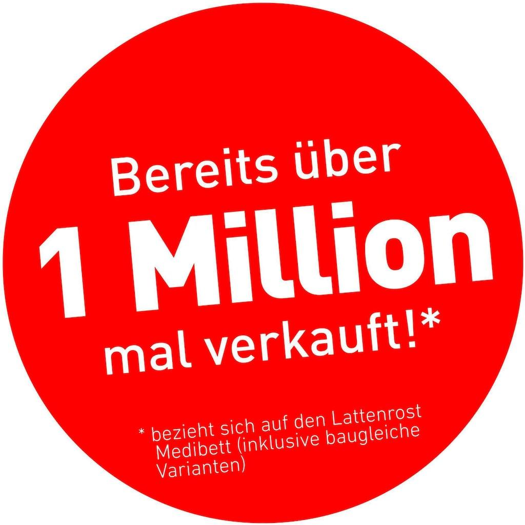 BeCo EXCLUSIV Lattenrost »Medibett LR-K«, (Set, 2 St., 2-tlg.), der Millionen-Topseller im Doppelpack
