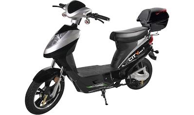 "Didi THURAU Edition E - Motorroller »Didi Thuarau Edition Elektroroller ""City - Star 2.0""«, 500 Watt, 45 km/h kaufen"