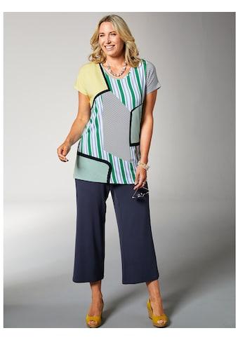 MIAMODA Culotte, in modisch verkürzter Form kaufen