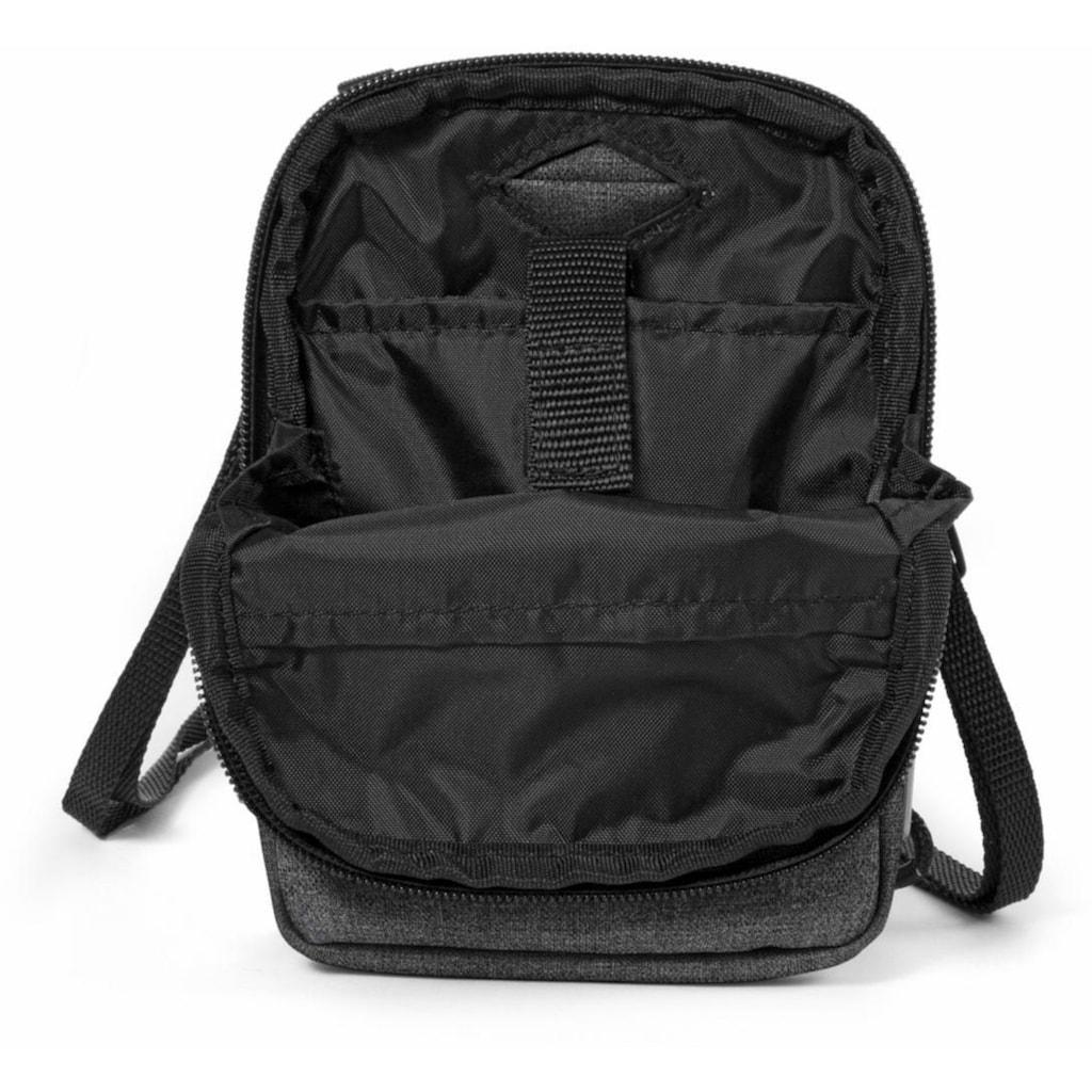 Eastpak Umhängetasche »BUDDY, Black Denim«, enthält recyceltes Material (Global Recycled Standard)