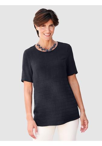 Paola Shirtbluse, aus hochwertiger Leinenmischung kaufen