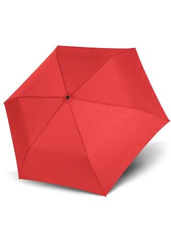 """doppler® Taschenregenschirm """"Zero 99 uni, Fiery Red"""" kaufen"""