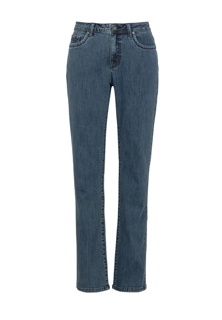 MILLION-X Gerade Jeans New Linda Basic   Bekleidung > Jeans > Gerade Jeans   Million-X