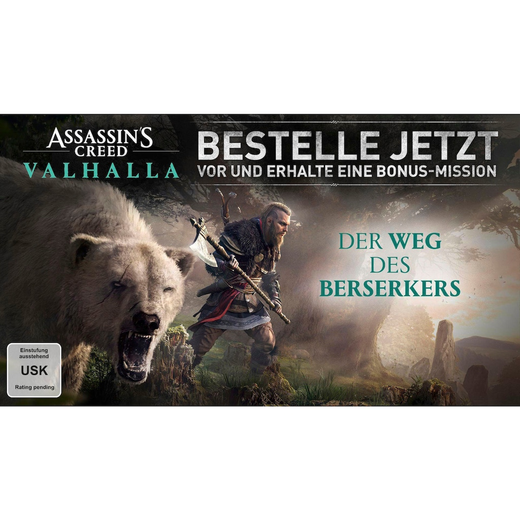 Assassin's Creed Valhalla Ultimate Edition PlayStation 4