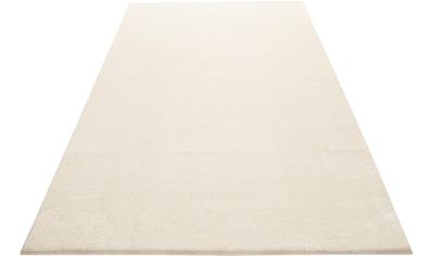 Wecon home Basics Teppich »Lotta«, rechteckig, 17 mm Höhe, Kurzflor, Wohnzimmer kaufen