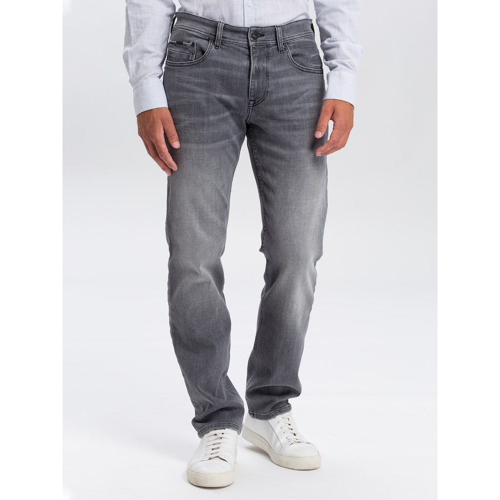 Cross Jeans® Relax-fit-Jeans »Antonio«, Robuste Denim-Qualität