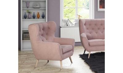Sessel Rosa Online Kaufen Baur