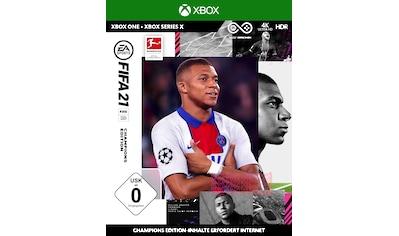 FIFA 21 Champions Edition Xbox One kaufen
