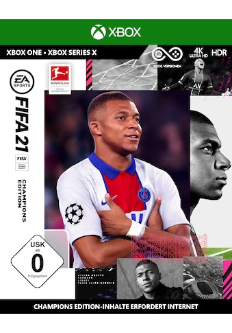 Electronic Arts Spiel »FIFA 21 Champions Edition«, Xbox One kaufen