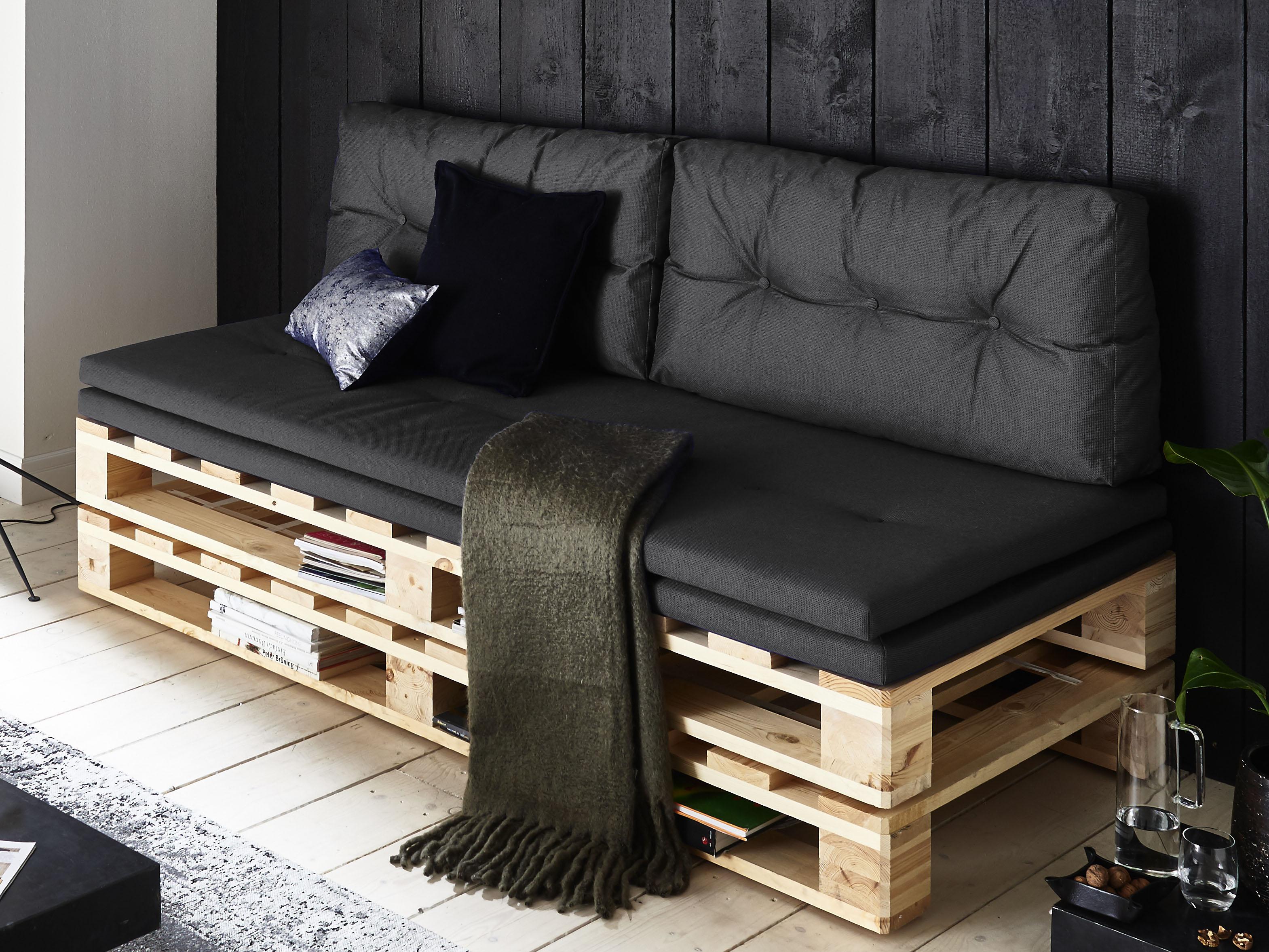 ATLANTIC home collection Loungesofa