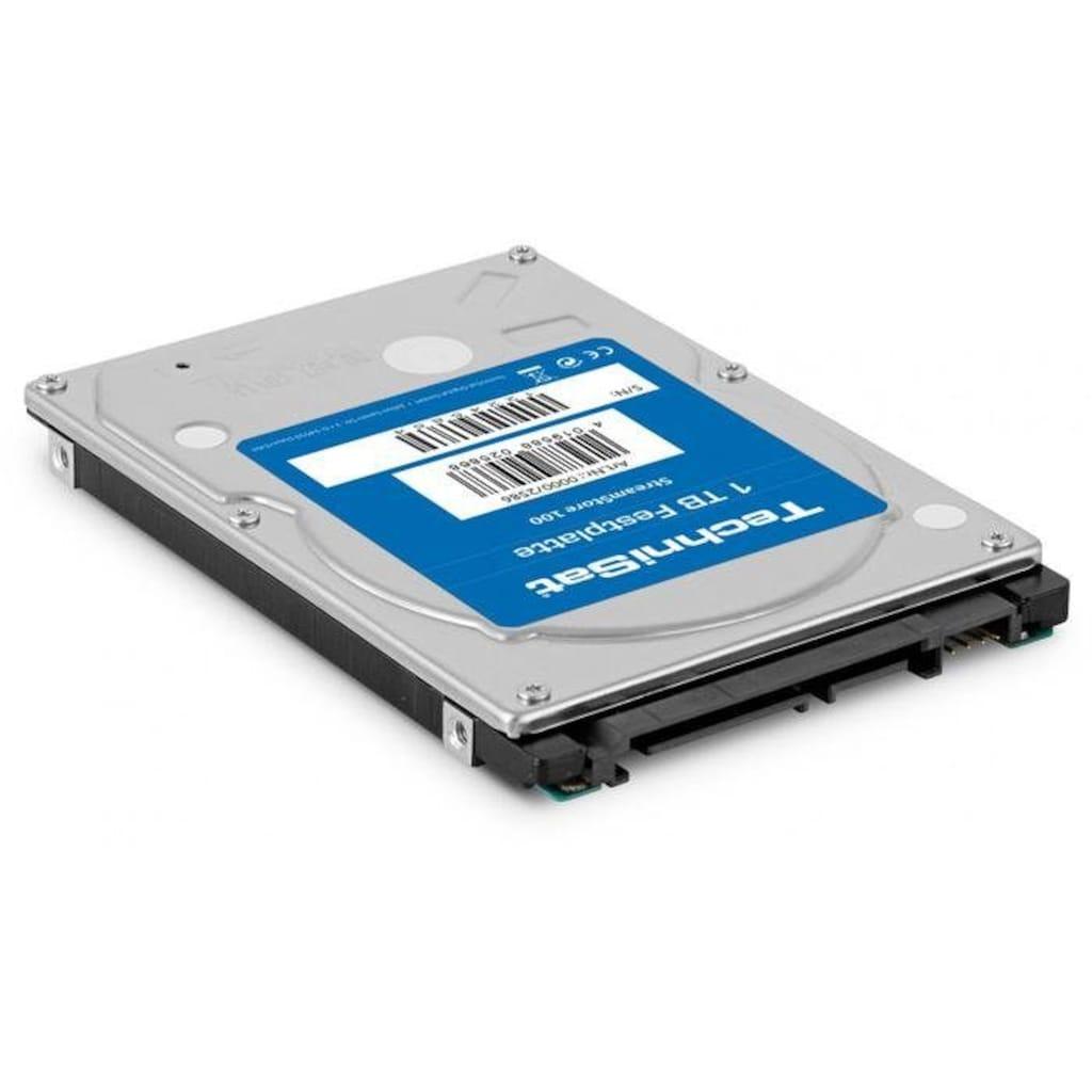 TechniSat 2,5 Zoll SATA III Festplatte 1TB für TechniCorder ISIO STC