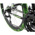 KS Cycling Mountainbike »Crusher«, 21 Gang, Shimano, Tourney Schaltwerk, Kettenschaltung