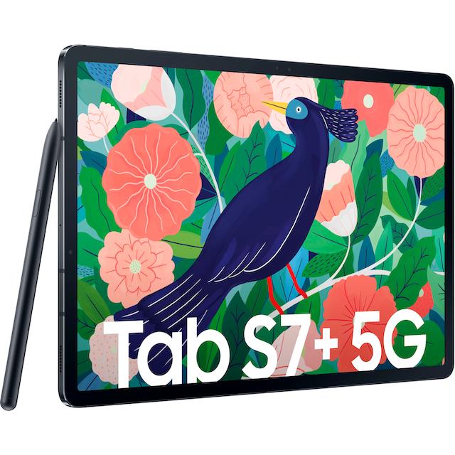 Samsung »Galaxy Tab S7+« Tablet (12,4'', 256 GB, Android, 5G)