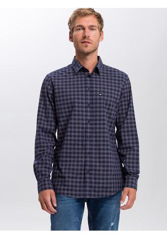 Cross Jeans® Langarmhemd »35362«, Flanellhemd kaufen