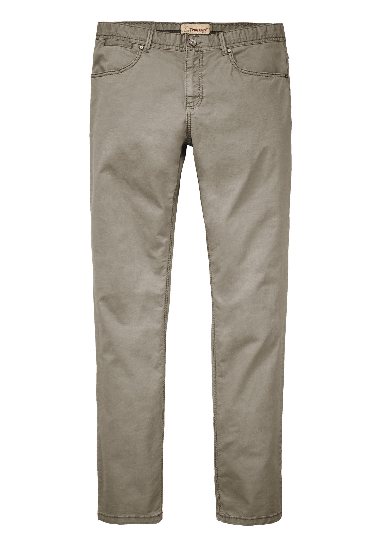 Redpoint Stretch 5-Pocket »Barrie« | Bekleidung > Hosen > Stoffhosen | Grau | Ab - Elasthan | REDPOINT