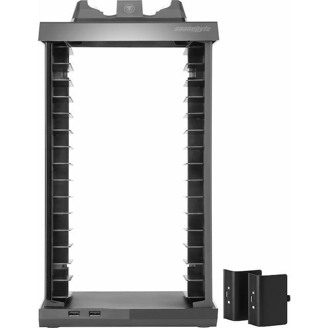 Snakebyte »Snakebyte Xbox One Charge:Tower Pro« USB-Ladegerät