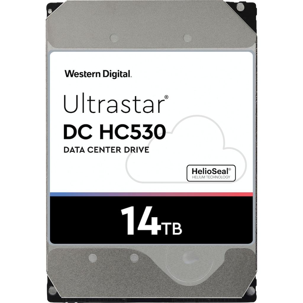 Western Digital HDD-Festplatte »Ultrastar DC HC530, 512e Format, SE«, Bulk