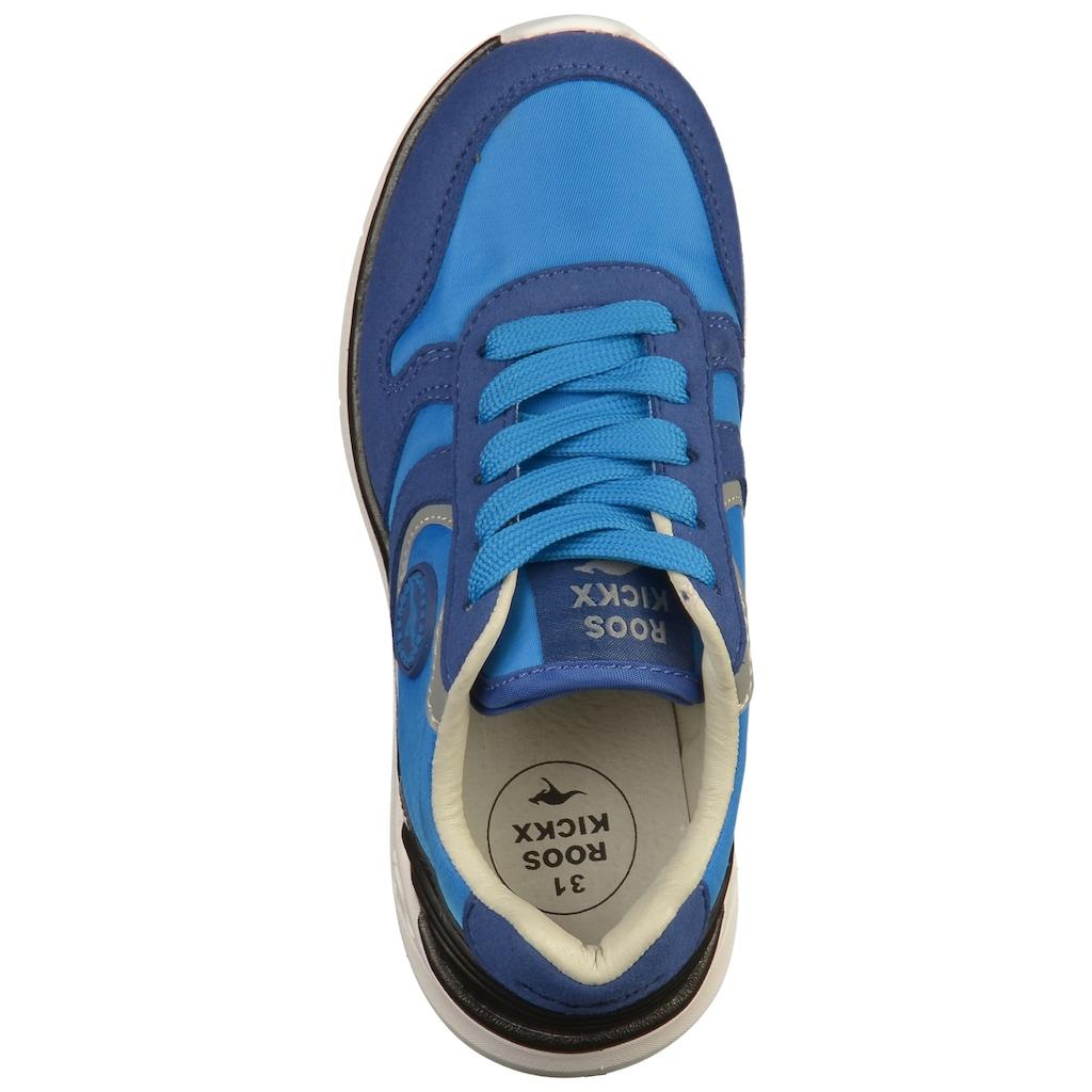 KangaROOS Sneaker »Leder/Textil«