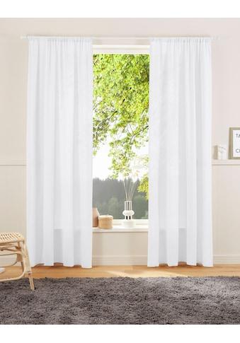 Vorhang, »Lanea«, LeGer Home by Lena Gercke, Stangendurchzug 1 Stück kaufen