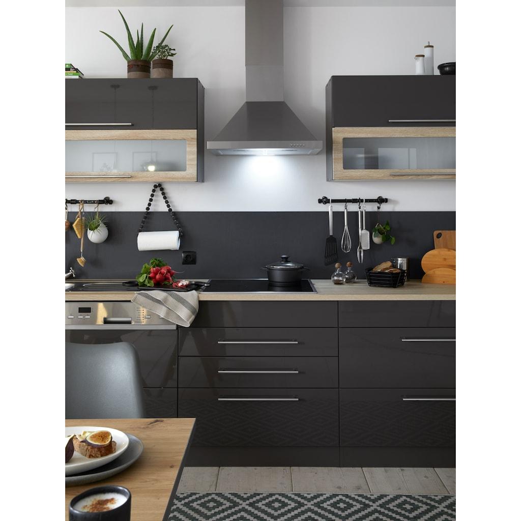 GSW Topf-Set »Gourmet Granit«, Aluminiumguss, (Set, 11 tlg.), Induktion